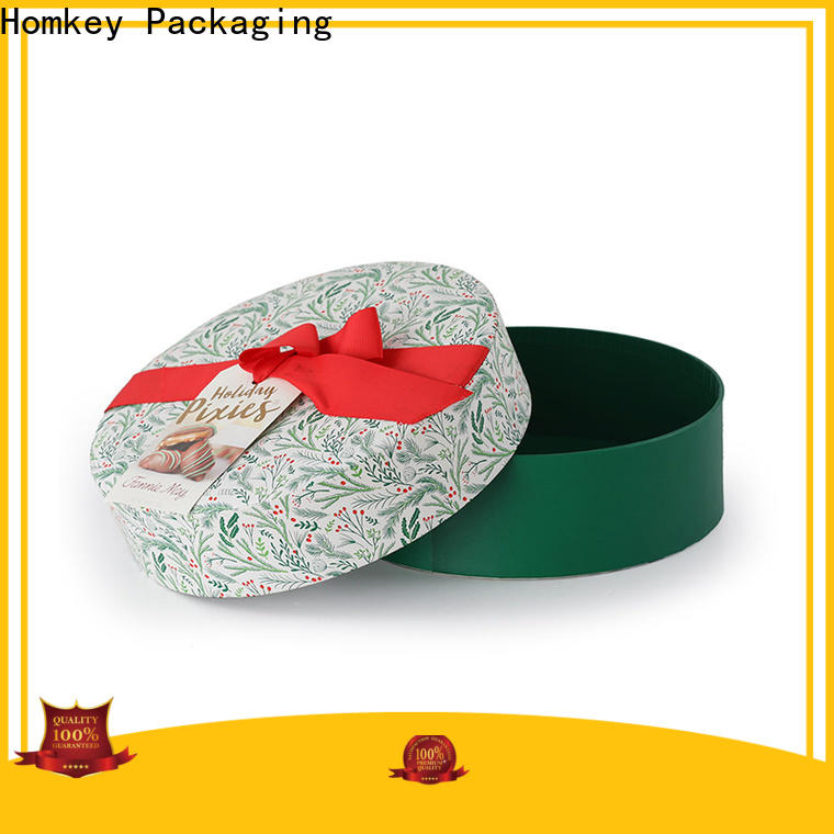 Homkey Packaging chocolates chocolate packing boxes experts for factory