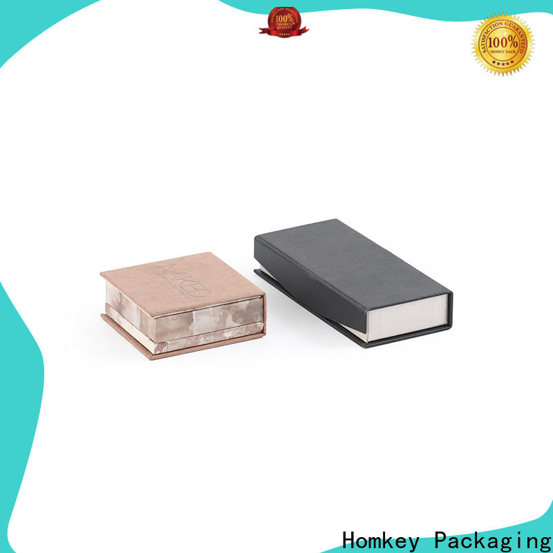Homkey Packaging superior custom makeup boxes experts for Perfume