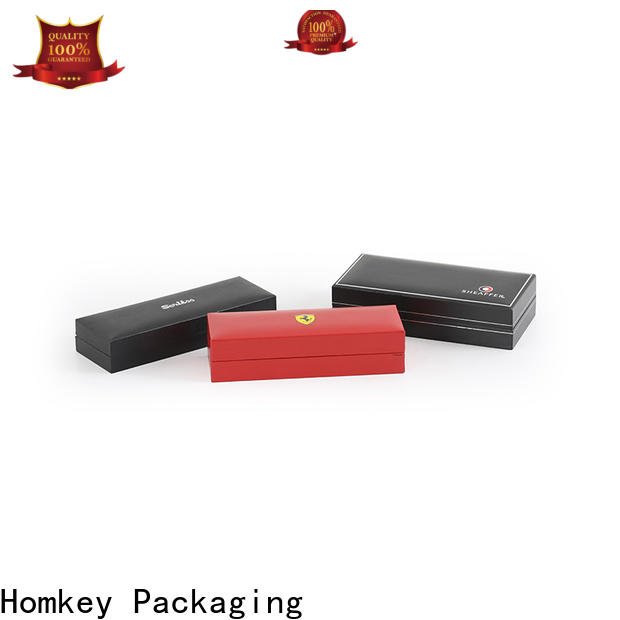 Homkey Packaging inexpensive jewelry box packaging with cheap price for gift items