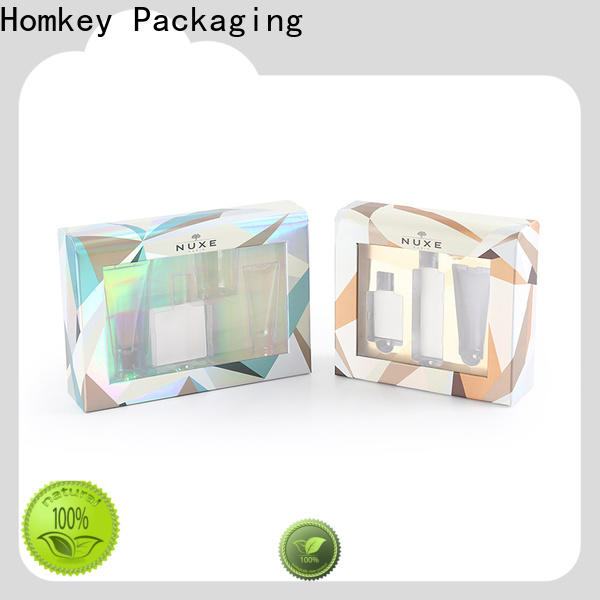 Homkey Packaging fine- quality makeup packaging boxes owner for maquillage