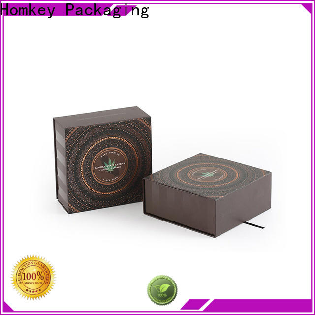 Homkey Packaging gift personalized packaging box supplier for medical